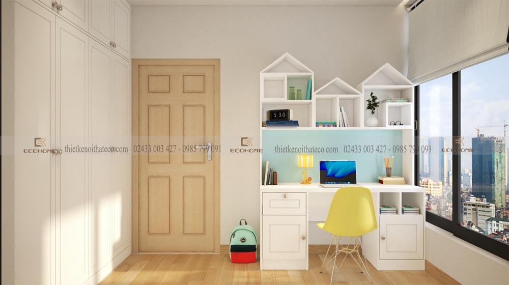 thiết kế nội thất trẻ em ECO17 (2)