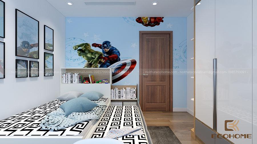 thiết kế nội thất trẻ em ECO18 (3)