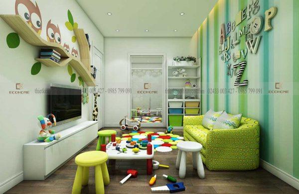thiết kế nội thất trẻ em ECO19 (1)