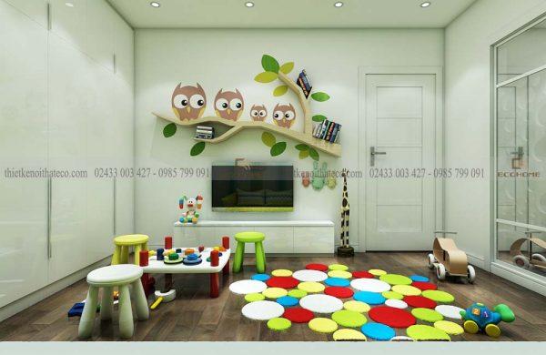 thiết kế nội thất trẻ em ECO19 (3)