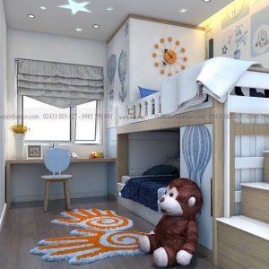 thiết kế nội thất trẻ em ECO20 (2)