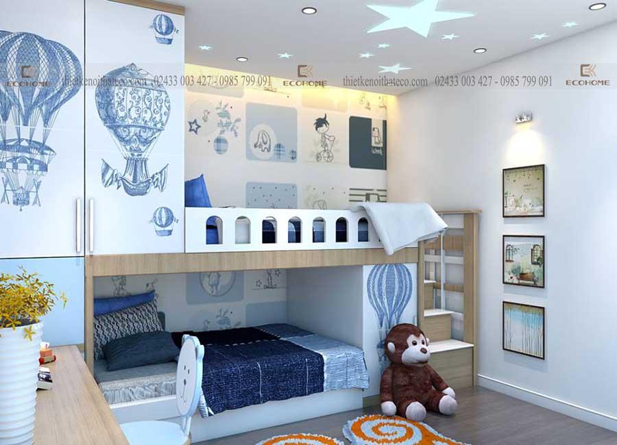 thiết kế nội thất trẻ em ECO20 (3)
