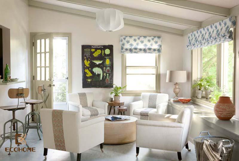 trang trí nội thất phòng khách nhà cấp 4 (5)