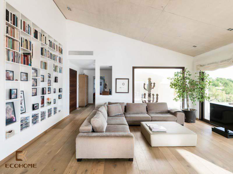 trang trí nội thất phòng khách nhà cấp 4 (8)