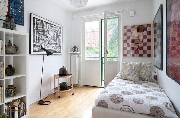 trang trí phòng ngủ nhỏ 10