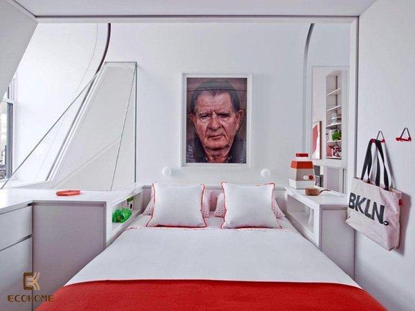 trang trí phòng ngủ nhỏ 2