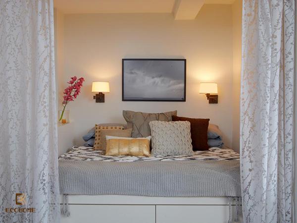 trang trí phòng ngủ nhỏ 29