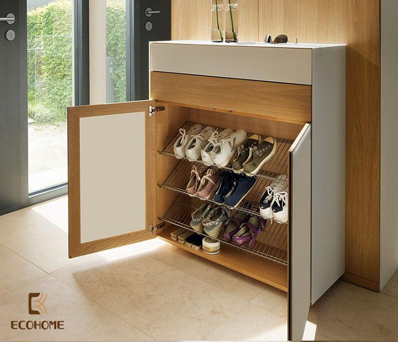 tủ giày đẹp ecohome 1