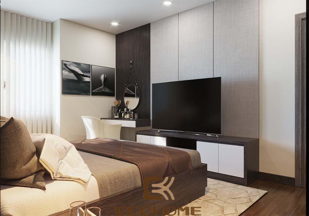 thiết kế bố trí phòng ngủ 16m2 (9)