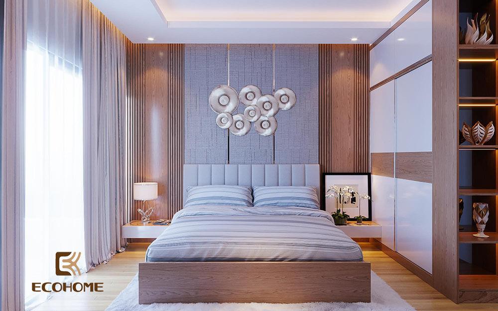 thiết kế nội thất phòng ngủ 55