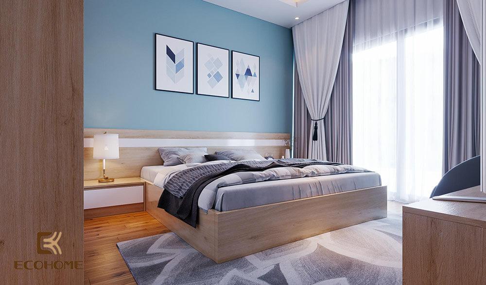 thiết kế nội thất phòng ngủ 58