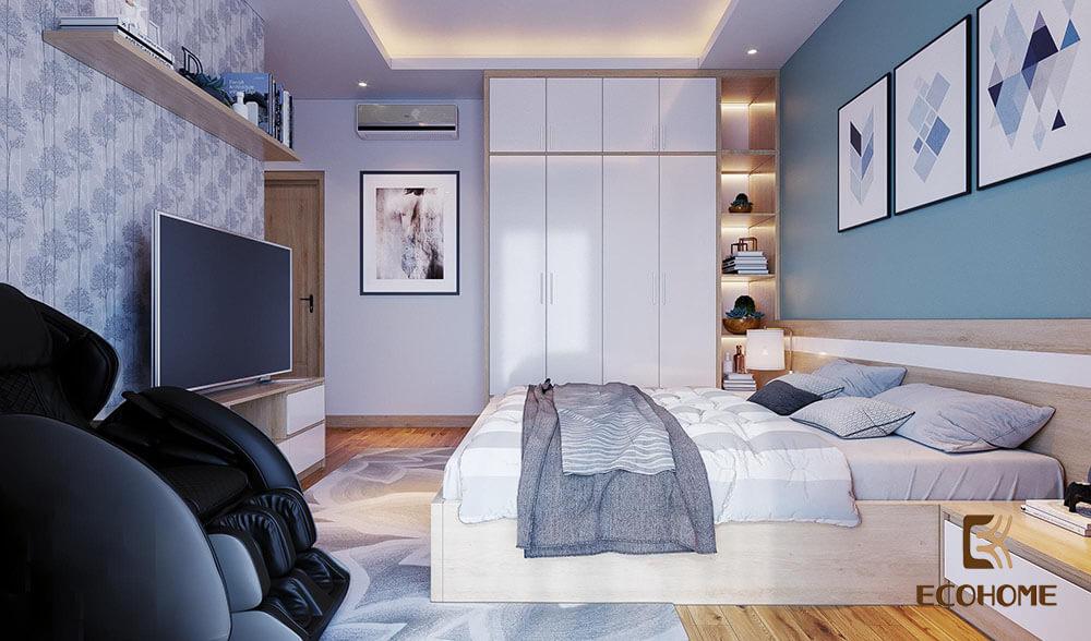 thiết kế nội thất phòng ngủ 59