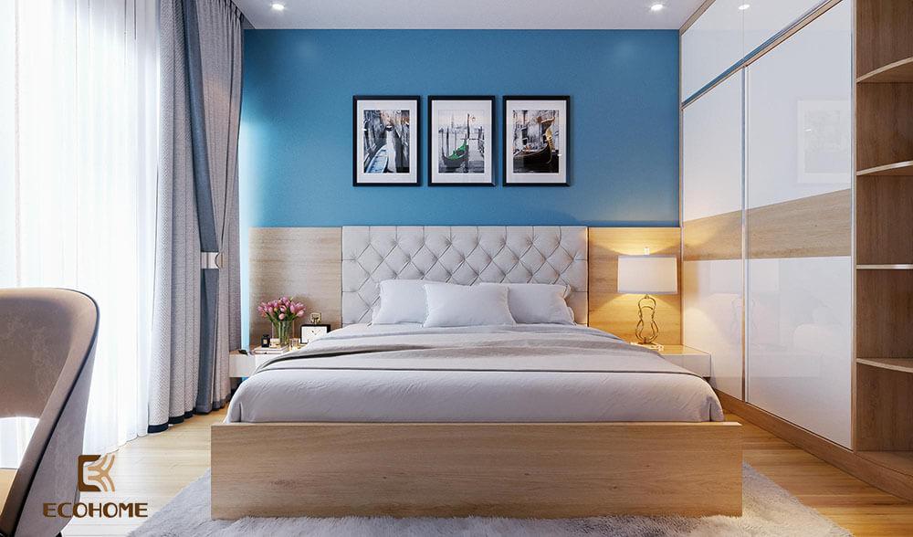 thiết kế nội thất phòng ngủ 61