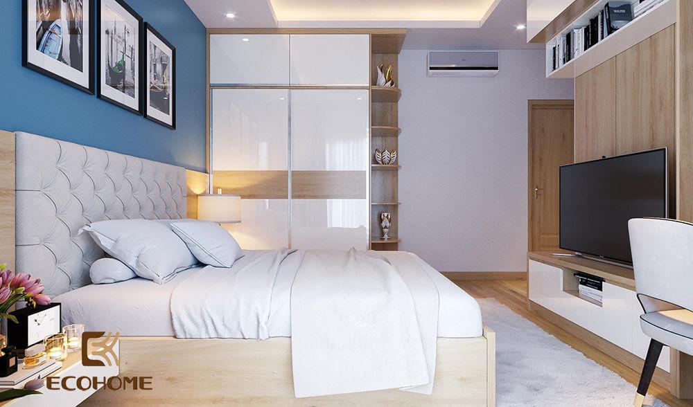 thiết kế nội thất phòng ngủ 63