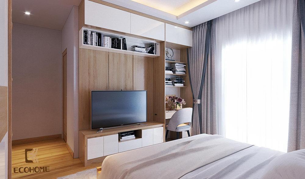 thiết kế nội thất phòng ngủ 64