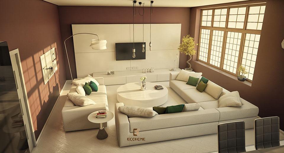 cách trang trí nội thất trong nhà 3