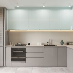 kích thước tủ bếp trên treo tường 1
