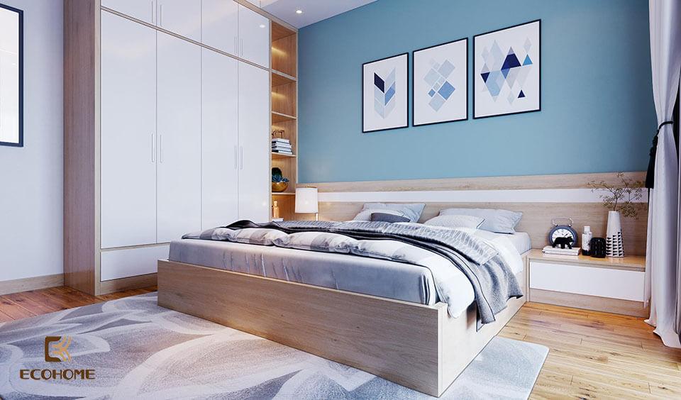 thiết kế nội thất phòng ngủ tại thanh hóa 2
