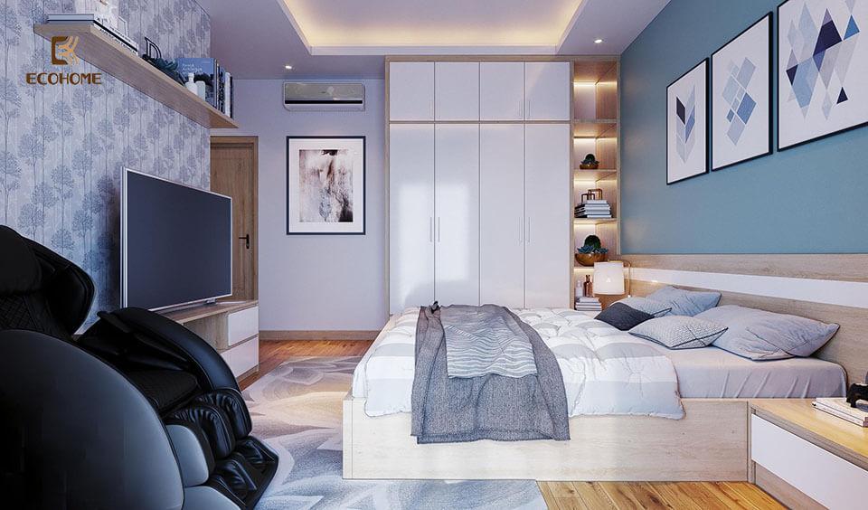 thiết kế nội thất phòng ngủ tại thanh hóa 5