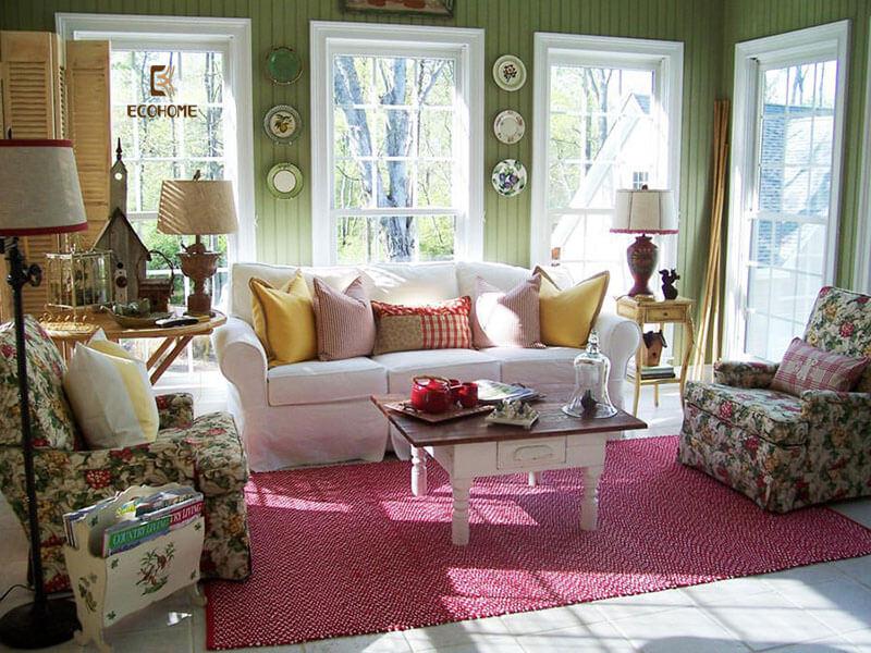 phong cách vintage trong nội thất 10