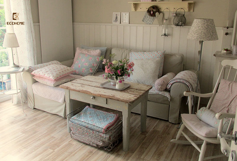 phong cách vintage trong nội thất 2