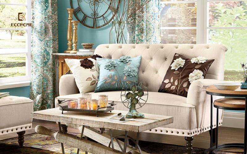 phong cách vintage trong nội thất 8