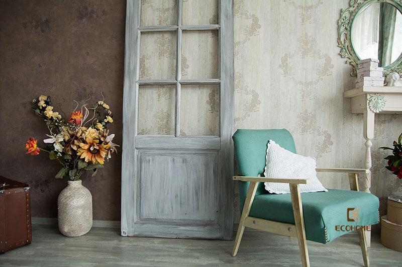 phong cách vintage trong nội thất 9