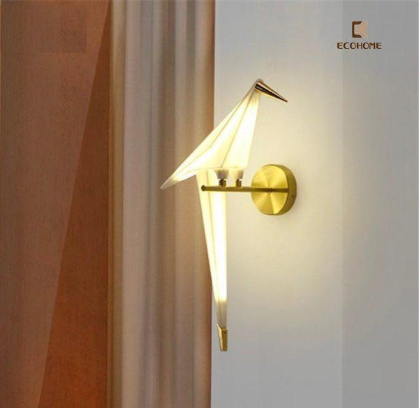 đèn ngủ treo tường led 10