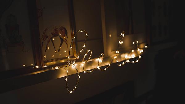 đèn ngủ treo tường led 2