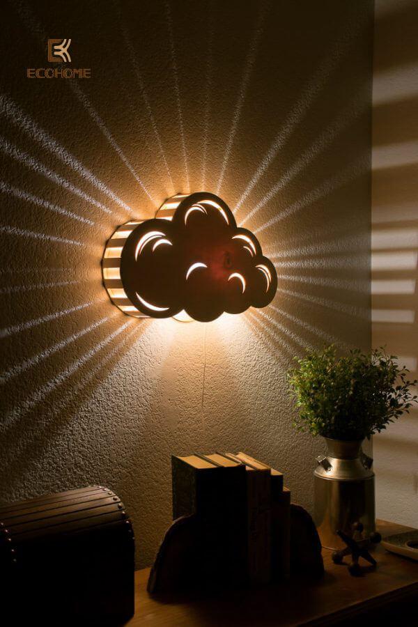 đèn ngủ treo tường led 24