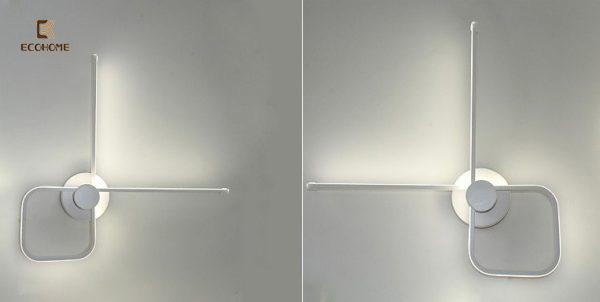 đèn ngủ treo tường led 4