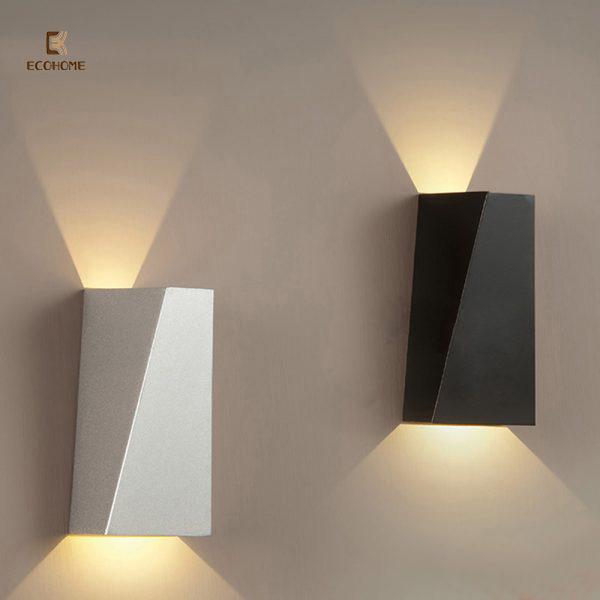 đèn ngủ treo tường led 7
