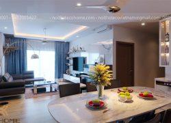 thiết kế thi công nội thất chung cư Eco Lake View (2)